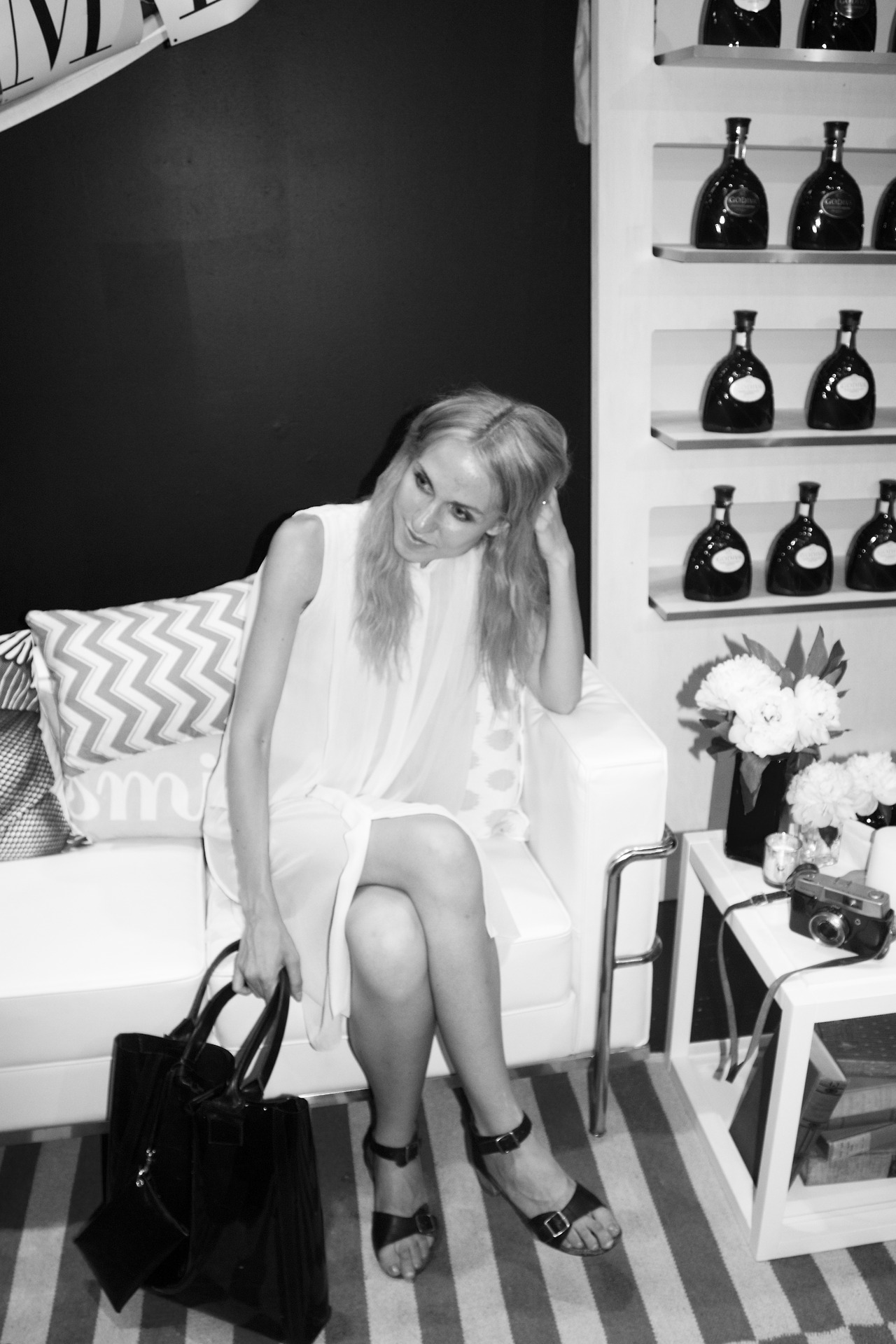 Verily Magazine Launch Party // LIFESTYLE   #outfit #show #party #blogger #magazine #industryfiles