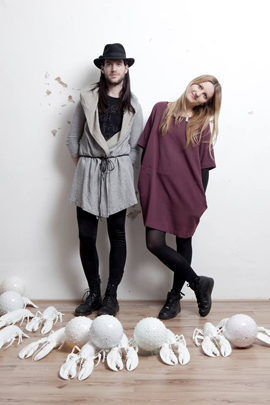 Purple Dialogs #1 Austrian designer duo – Mark&Julia | #‎inspiring‬ ‪#‎personality‬ ‪#‎lifestyle‬ #industryfiles #fashion