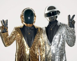 Da Funk Gets Lucky with Gisele Bündchen | #industryfiles #fashion #daftpunk