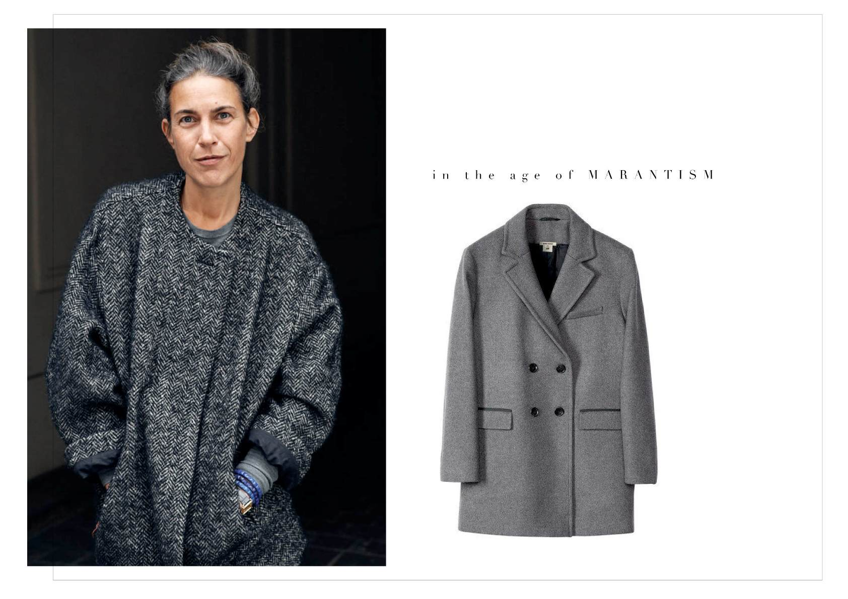Isabel Marant for H&M | #fashion #collaboration #outfit #collection #hm #marant #industryfiles