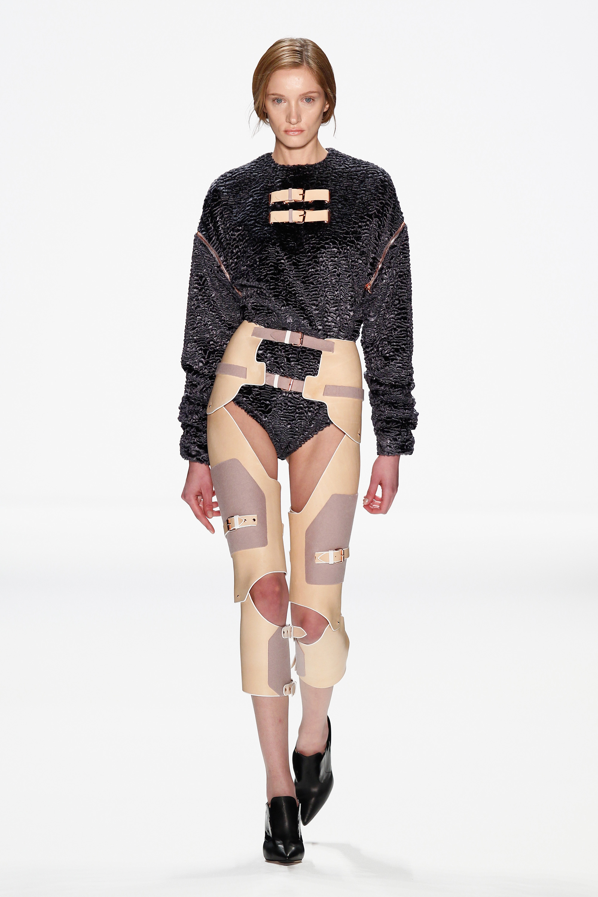 Marina Hoermanseder Show - Mercedes-Benz Fashion Week Autumn/Winter 2014/15