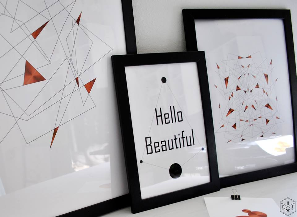 MY HAPPY TYPE posters