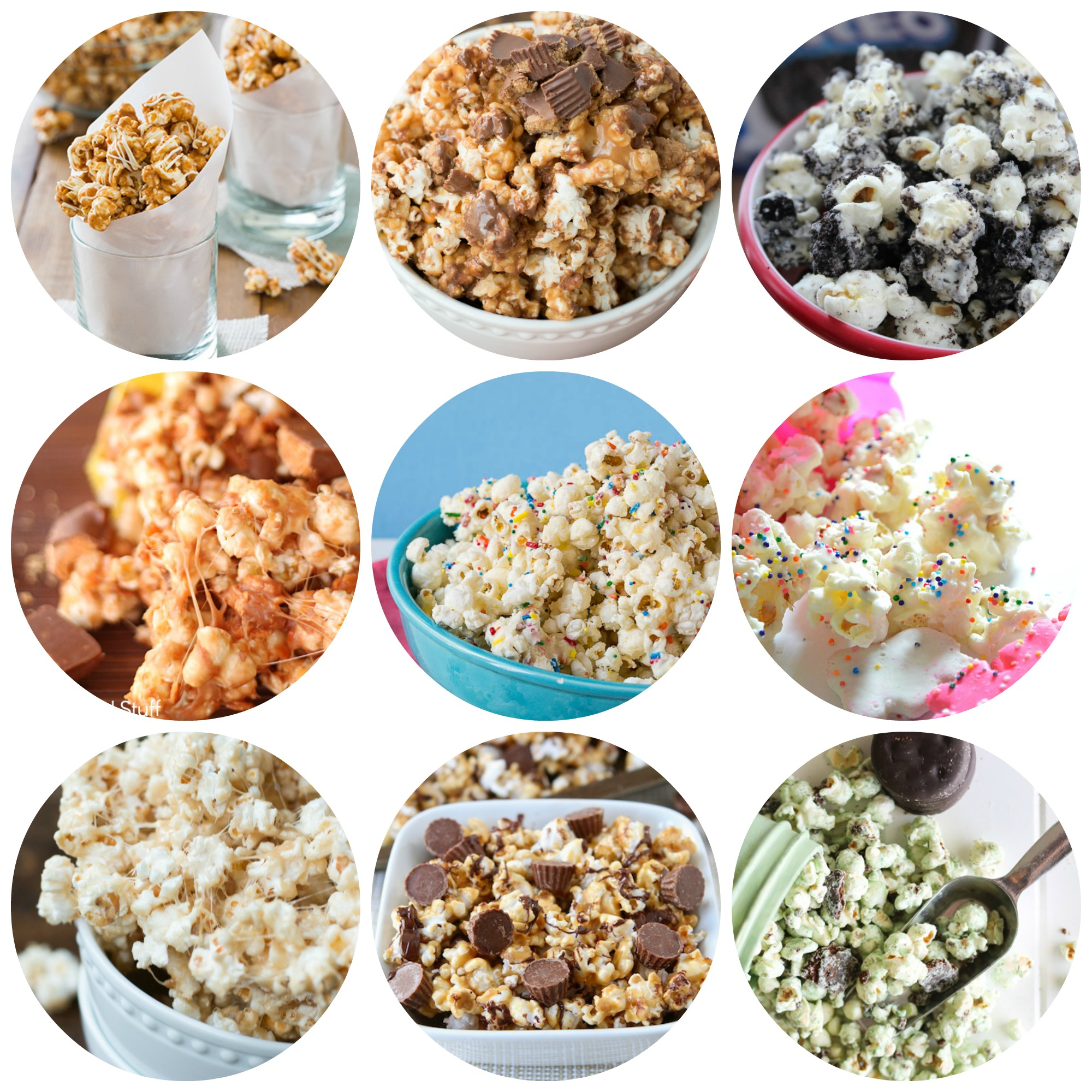 Popcorn for your movie night by reasonstoskipthehousework.com