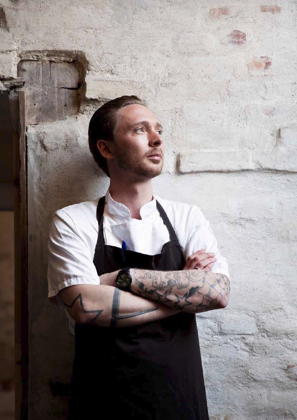 Höst head Chef Jonas Christensen