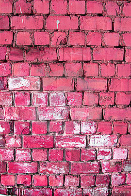 pink wall res